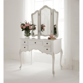 Paris Antique French Style Dressing Table