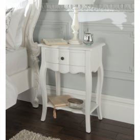 Estelle Antique French Style Bedside Table