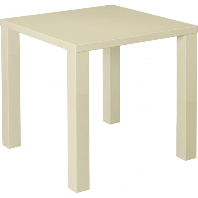 Puro Cream Small Dining Table