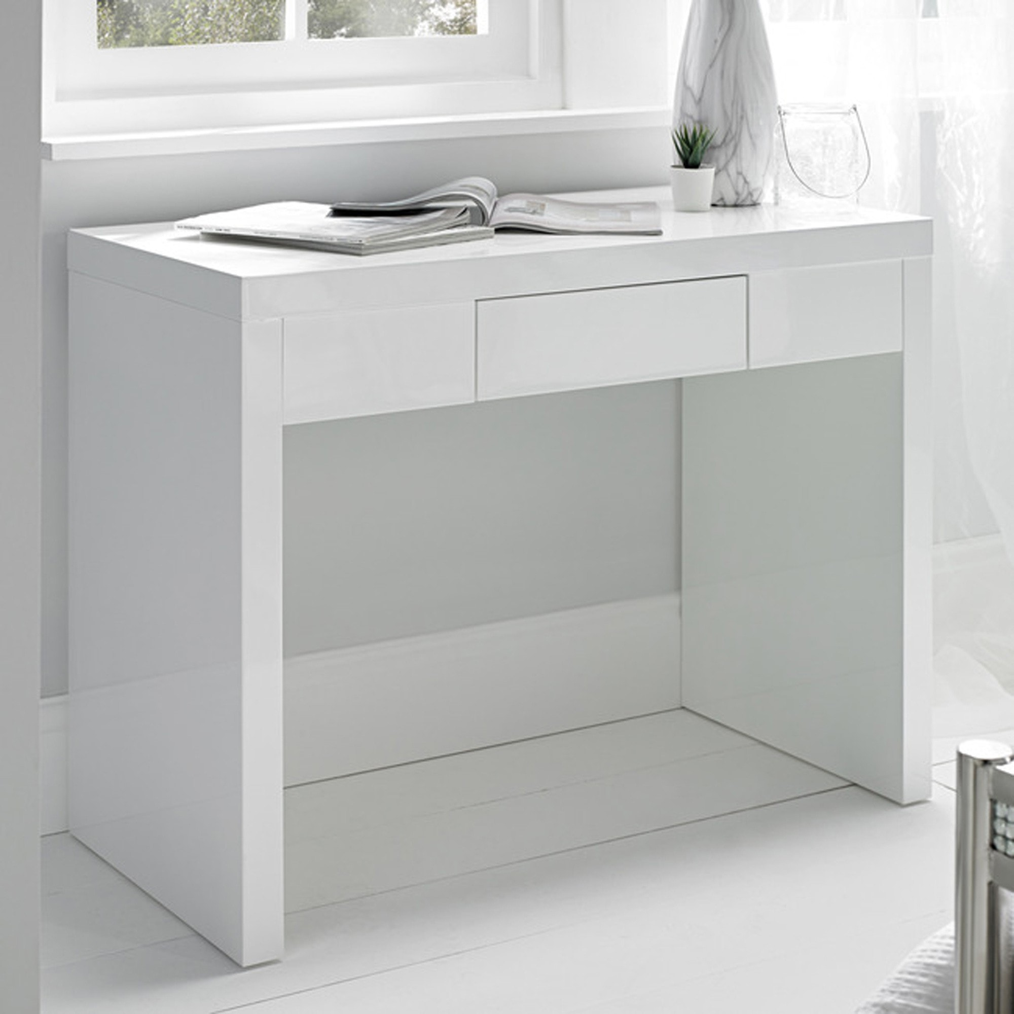 Puro White Dressing Table White Dressing Table Dressing Table