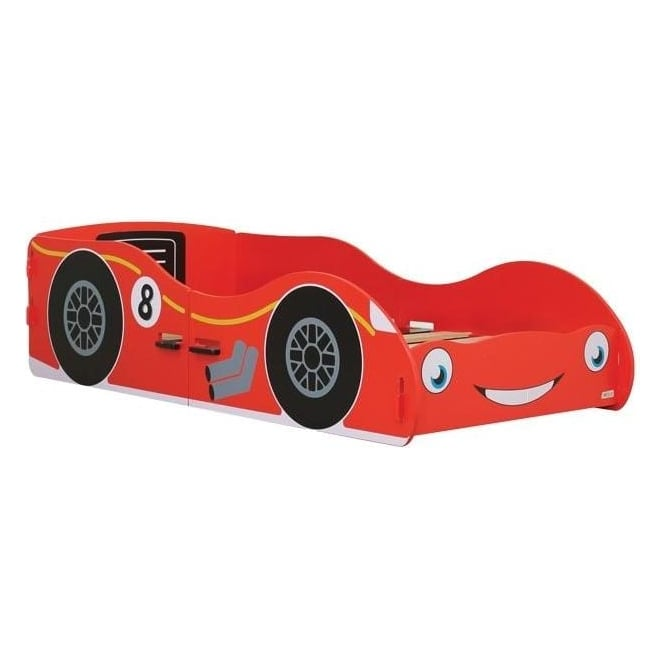 Racing Car Junior Bed