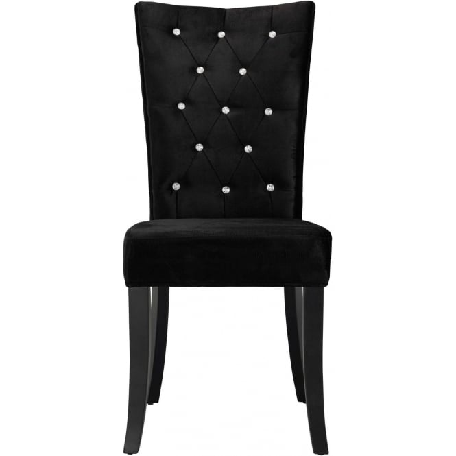 Radiance Velvet Chair (2 Chairs)