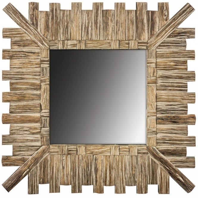 Raft Wall Mirror