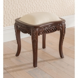 Raphael Antique French Style Stool