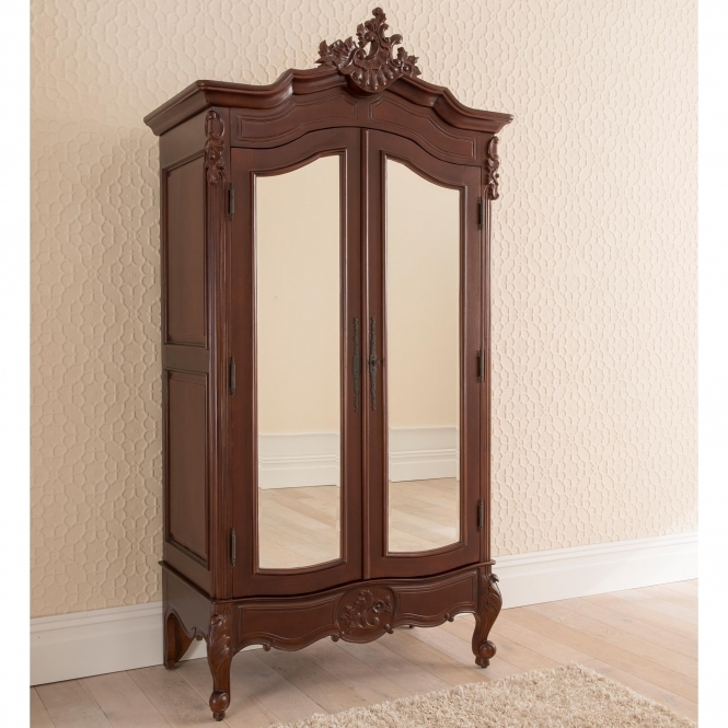 raphael antique french style wardrobe french furniture. Black Bedroom Furniture Sets. Home Design Ideas