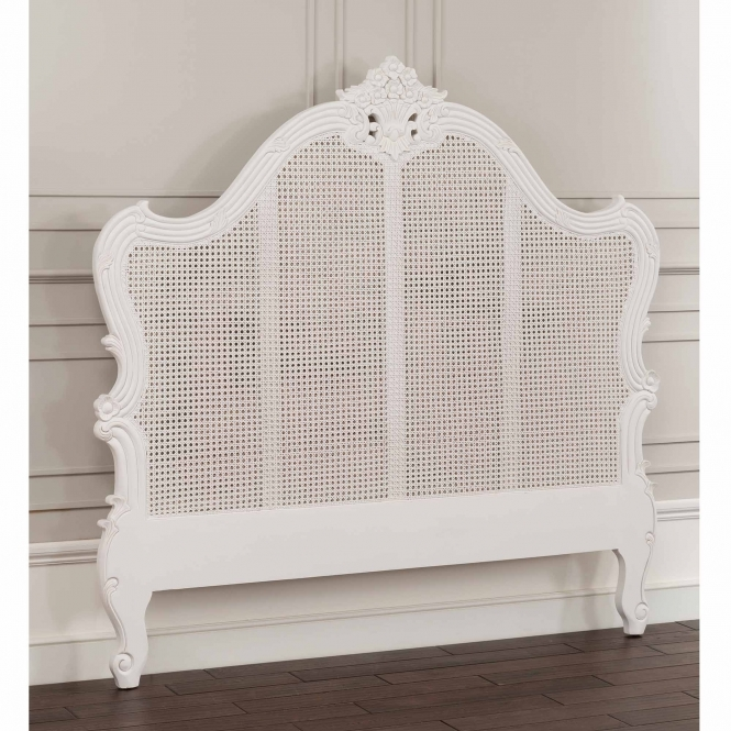 Rattan Antique French Style Headboard