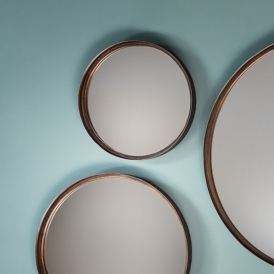 Reading Small Round Mirror (4 pack)