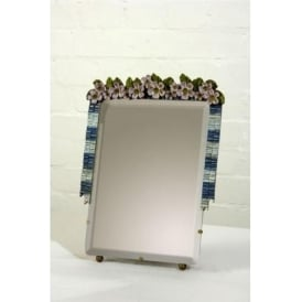 Rectangular Barbola Table Mirror