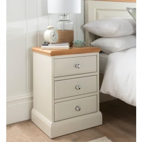 Remi Large Shabby Chic Bedside Cabinet