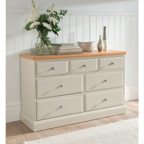 Remi Shabby Chic Chest Of Drawers