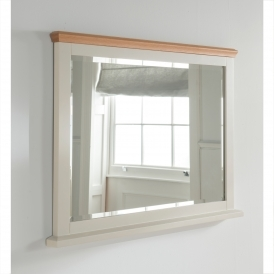 Remi Shabby Chic Wall Mirror