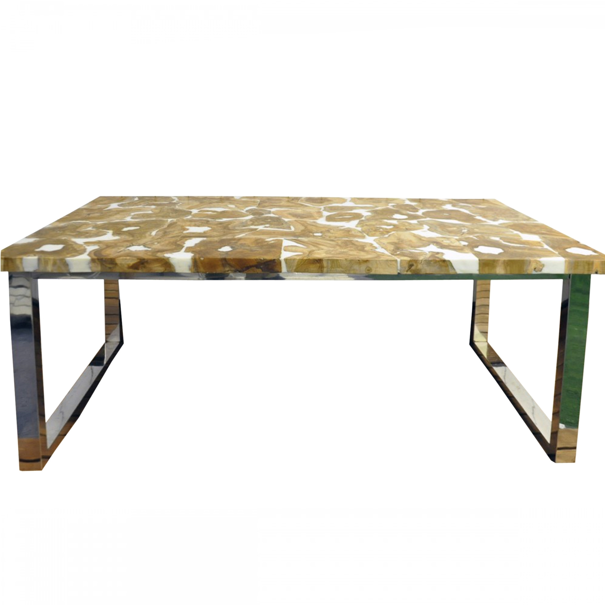 Resin Top Dining Table | Dining Tables | Modern Furniture