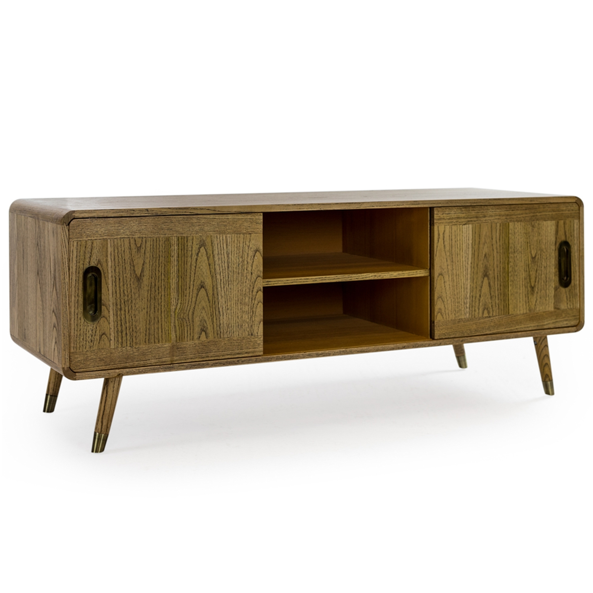 Pleasing Retro Wooden Tv Cabinet Machost Co Dining Chair Design Ideas Machostcouk
