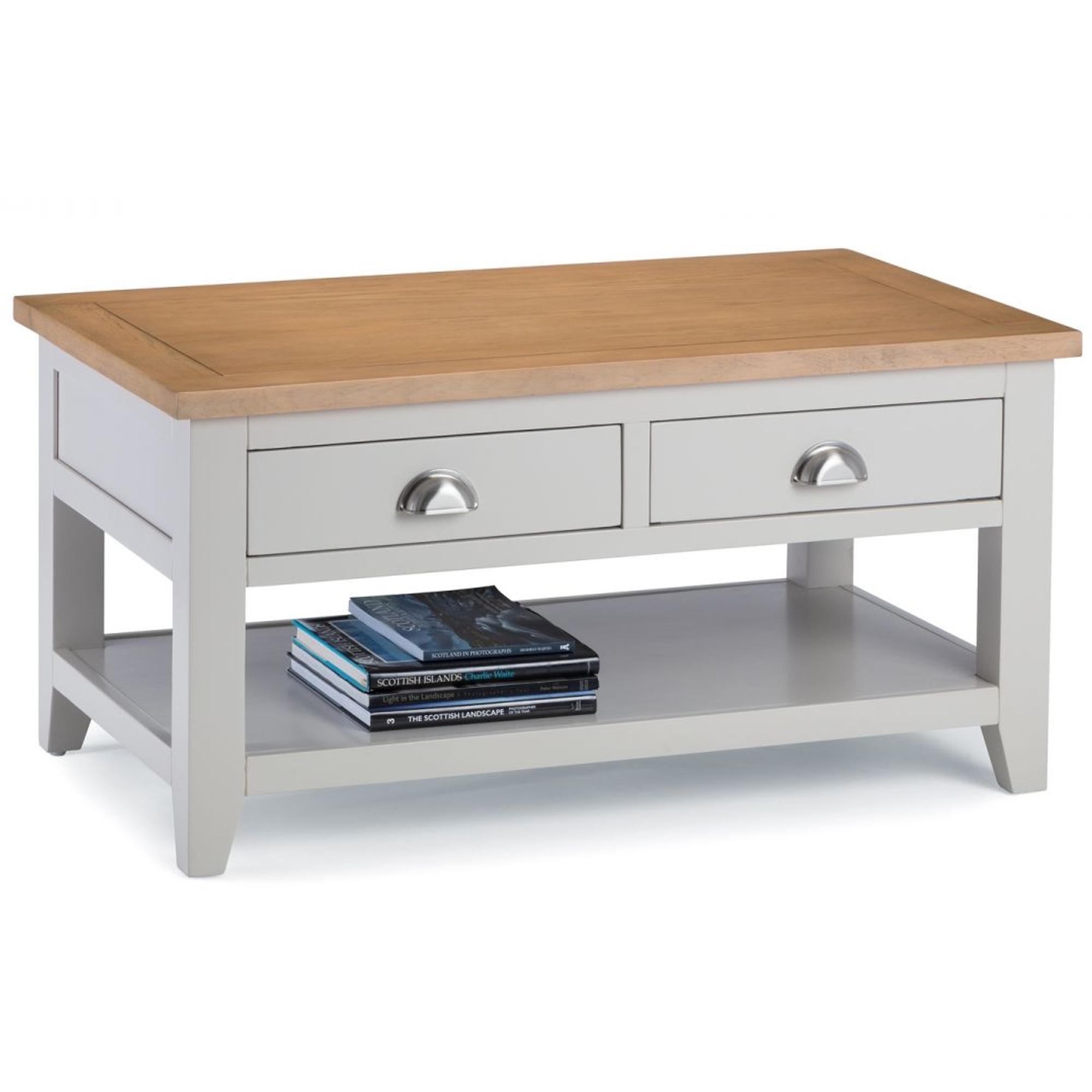 Awesome Richmond Grey Coffee Table Cjindustries Chair Design For Home Cjindustriesco
