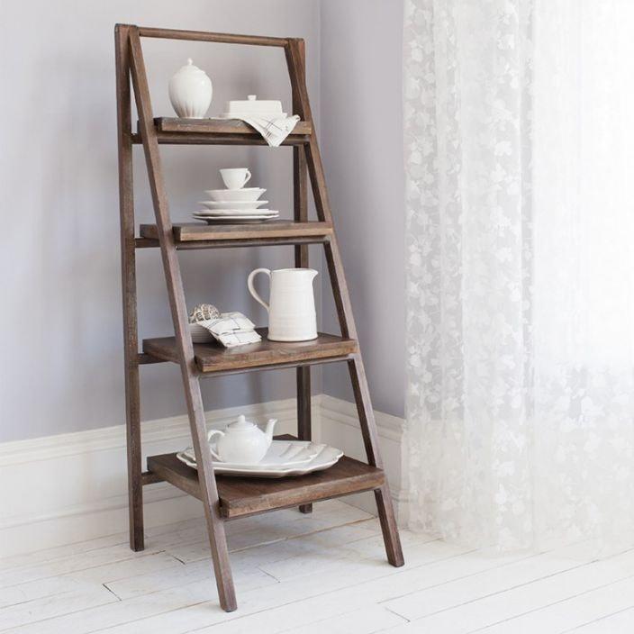 richmond step ladder display unit. Black Bedroom Furniture Sets. Home Design Ideas