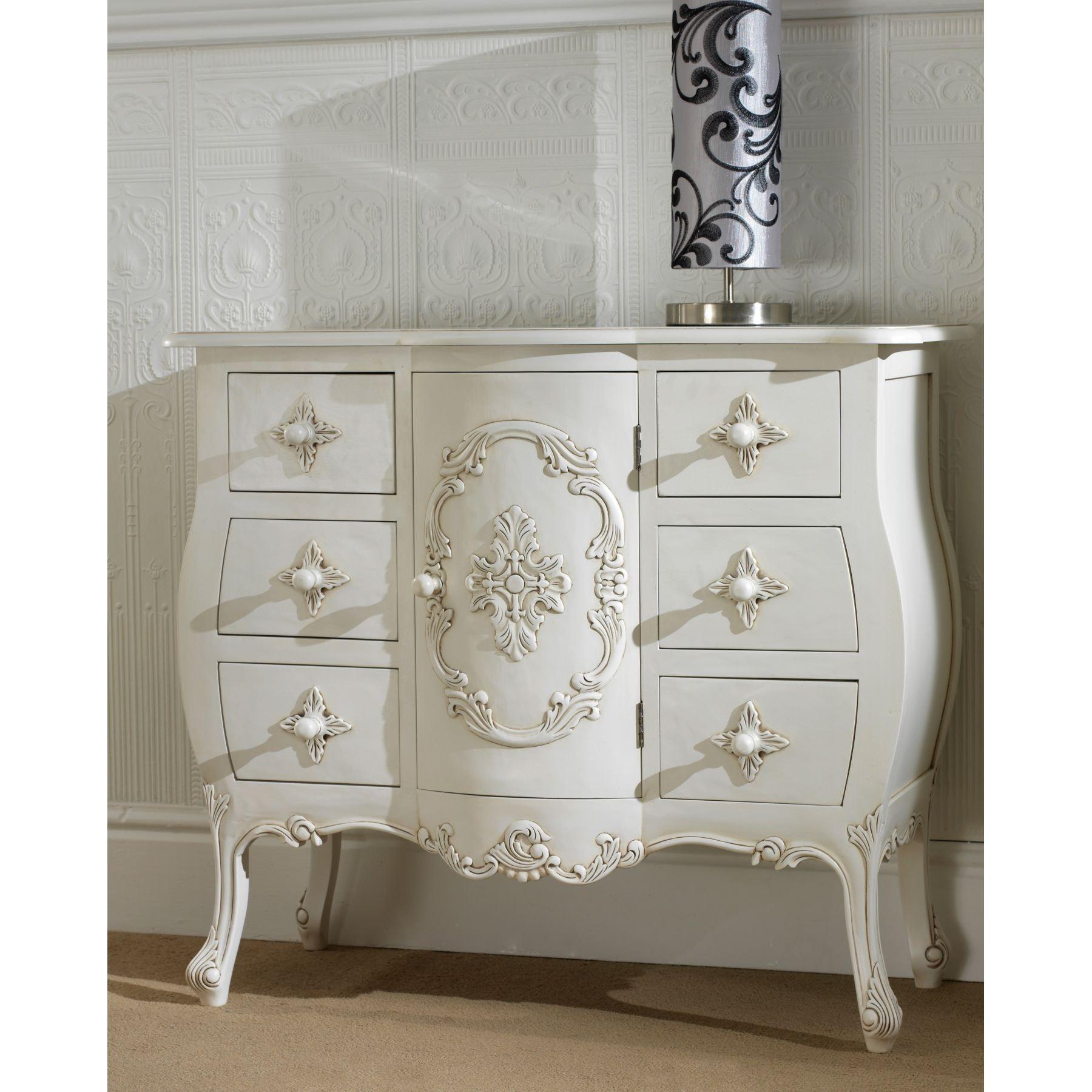 antique bedroom dresser. White Antique Furniture Uk Pays Blanc Range Bundle  Interior Design