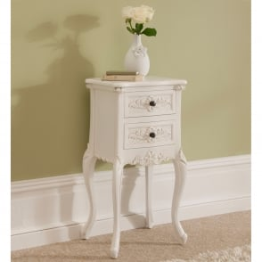 Rococo Antique French Style Bedside