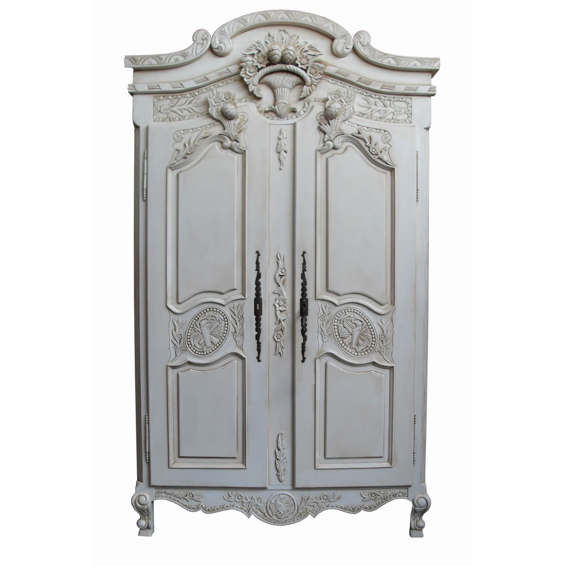 Bedroom Armoire Ikea French Bedroom Chairs Bedroom Room Interior Design Bedroom Armoires: Rococo Antique French Wardrobe