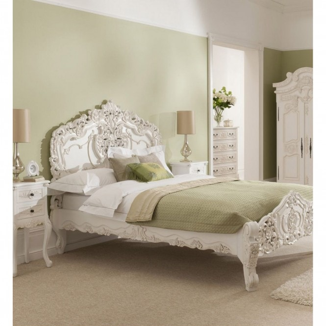 Rococo Bedroom Furniture Set