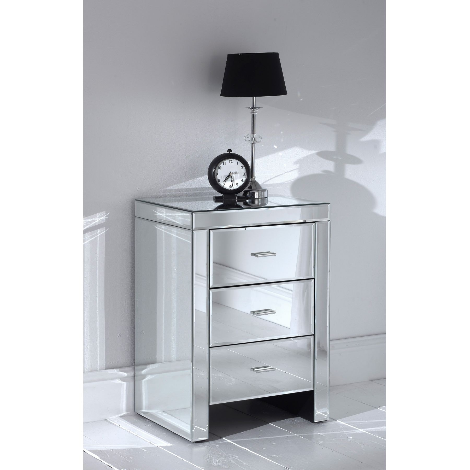 Mirrored Bedroom Furniture Uk Romano Mirrored Bundle Deal 1 French Furniture From Homesdirect