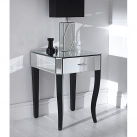 Romano Mirrored Side Table