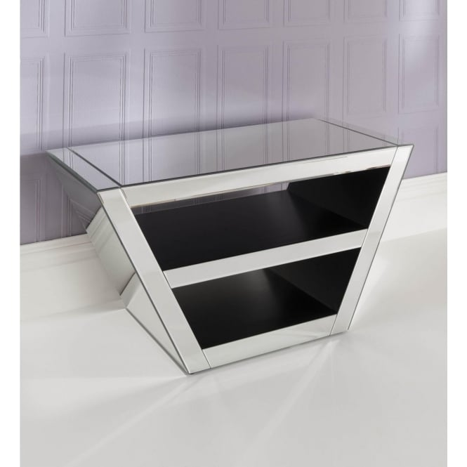 Romano Mirrored TV Cabinet
