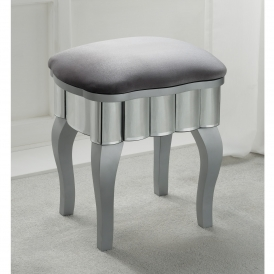 Rome Mirrored Stool