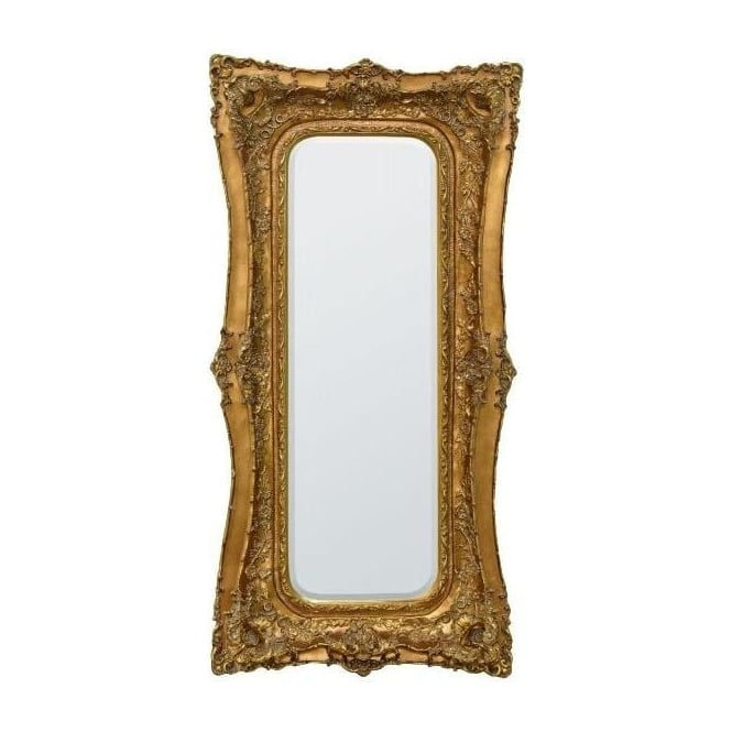 Rosetti Baroque Antique French Style Wall Mirror