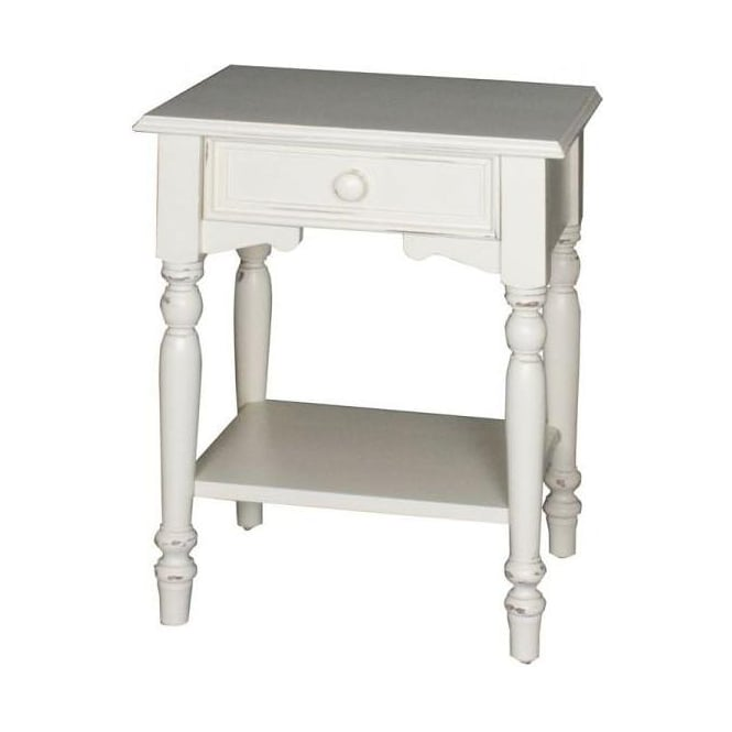 Rossendale Antique French Style Bedside Table