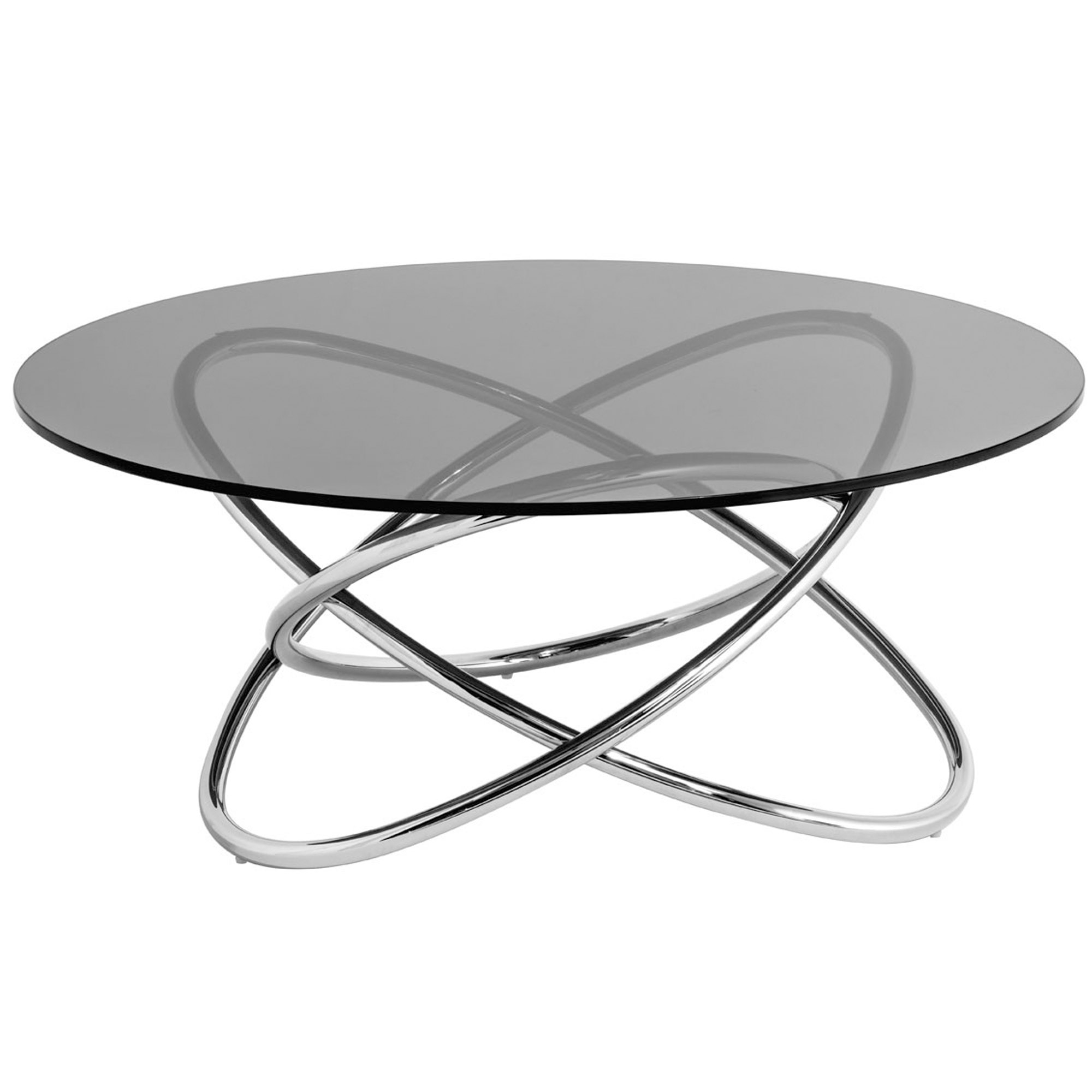 - Round Glass Coffee Table Modern & Contemporary Furniture