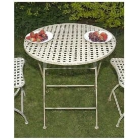 French Metal Garden Furniture French garden tables and chairs furniture homesdirect365 round metal garden table workwithnaturefo