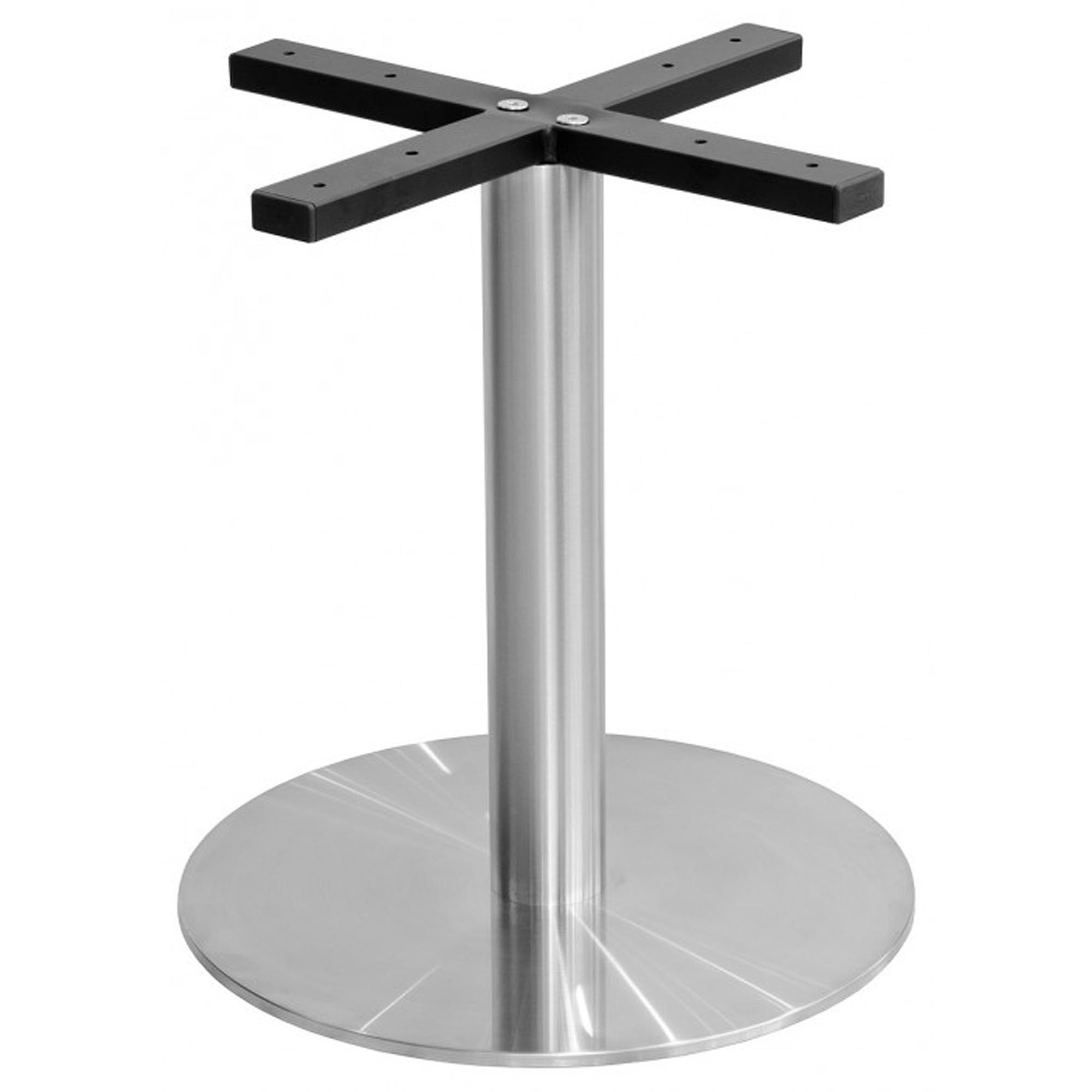 Round Stainless Steel Coffee Table Base Tables Coffee Tables