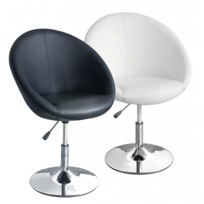 Rounded Bar Chair