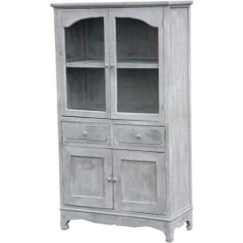 Rustic Shabby Chic Cabinet