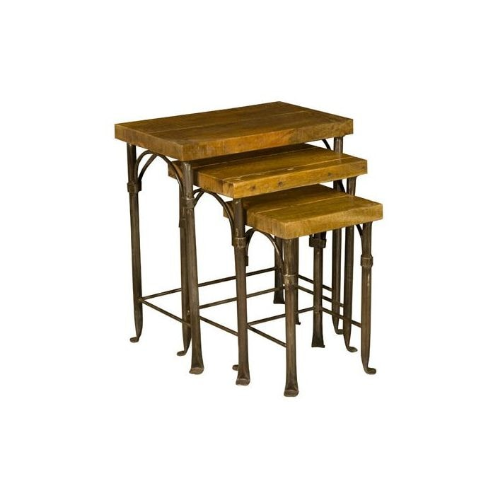 Rutland Forge Nesting Tables S 3