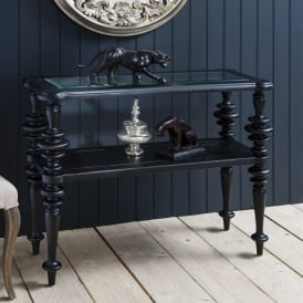 Santa Monica Antique French Style Console Table