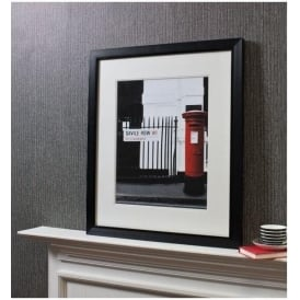Saville Row Framed Art