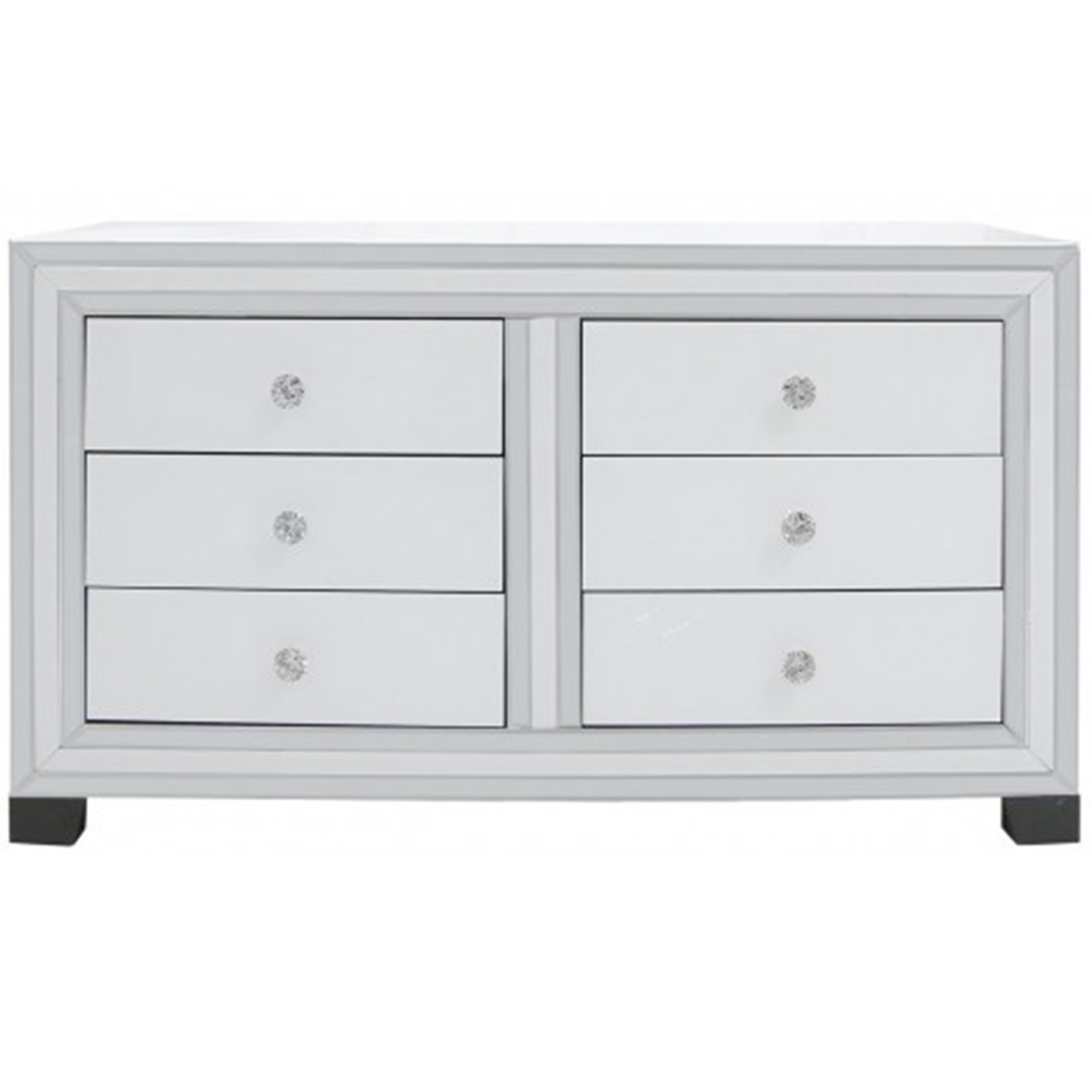 mirrored design wooden with home table round pattern floor furniture drawers dresser chest featuring silver d white flower lamp interior cheap polished vase