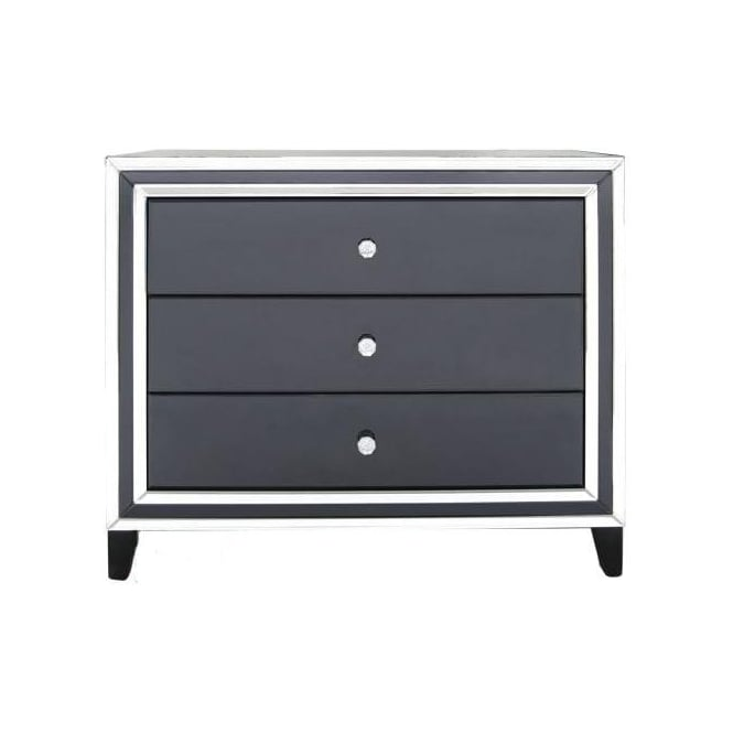 Savona Wide Mirrored Chest