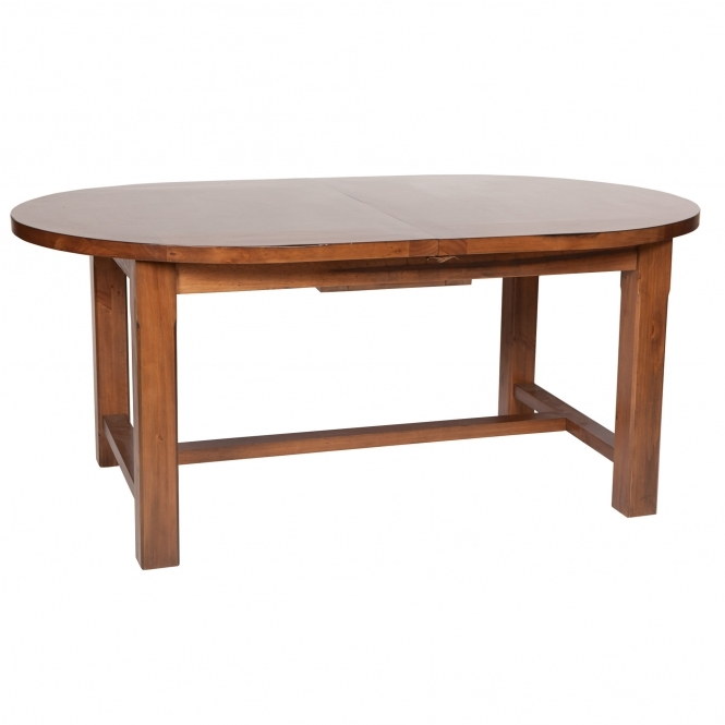 Seattle Extendable Oval Table