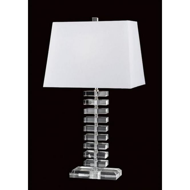 Set Of 2 Contemporary Table Lamps