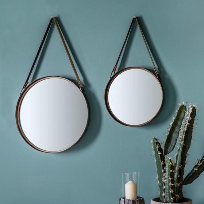 Set of 2 Marston Wall Mirrors