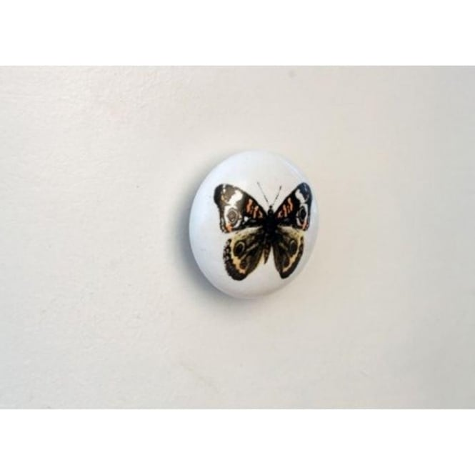 Set Of 4 Butterfly Drawer Knobs