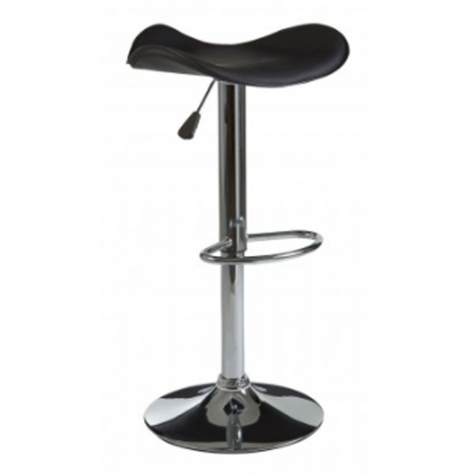 Seville Black Bar Stool