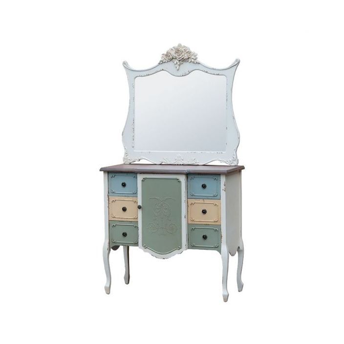 kitchen cabinets wall shabby chic chest of drawers with mirror 21353