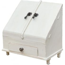 Shabby Chic Jewellery/Stationary Box