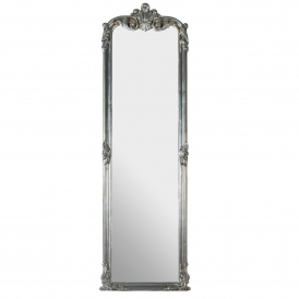 Shabby Chic Juliet Floor Standing Mirror