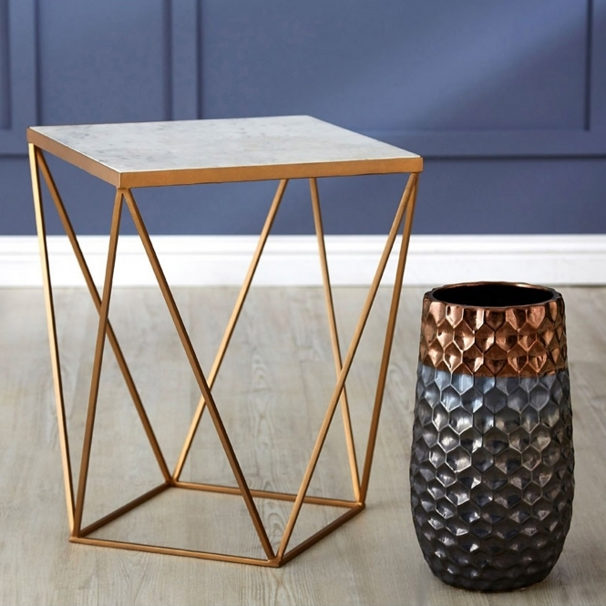 Shalimar Square Side Table