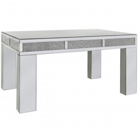 Siena Mirrored Coffee Table
