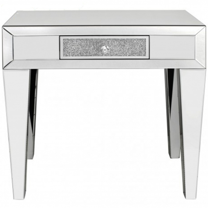 Siena Mirrored Console Table